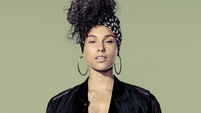 Videoklip premier: Alicia Keys – Blended Family